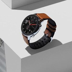 Image 2 - Глобальная версия Amazfit GTR 47 мм Смарт часы Huami 5ATM Водонепроницаемый Smartwatch 24 дней Батарея GPS музыка Управление для IOS и Android