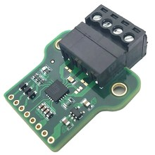 MAX31865 عالية الدقة اكتساب الحرارة وحدة PT100/PT1000 منخفضة درجة الحرارة الانجراف اليها المقاوم