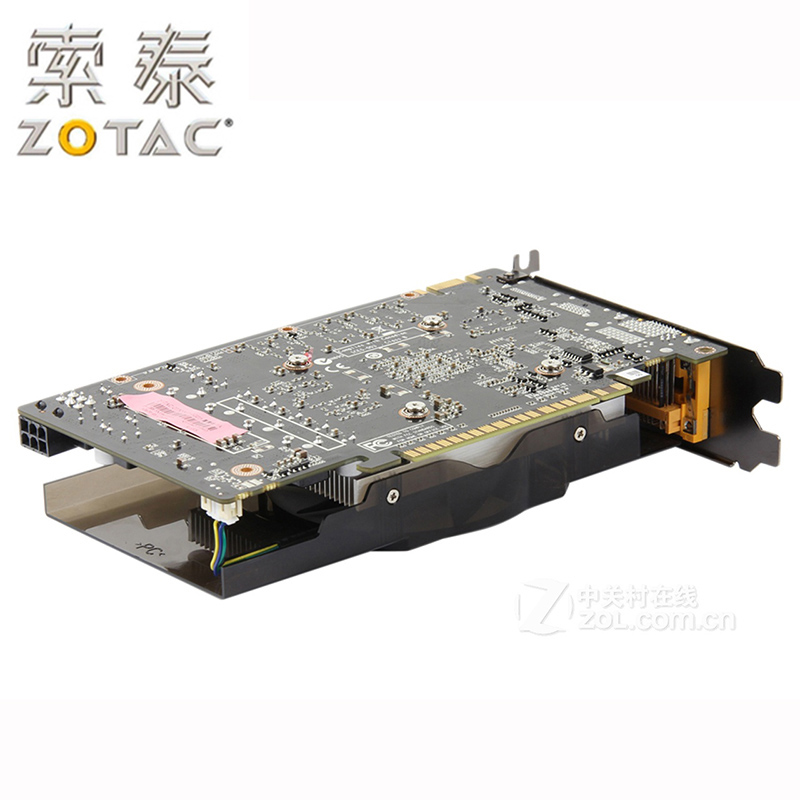 100% ZOTAC Graphics Cards GeForce GTX550Ti-1GD5 GDDR5 192Bit Video Card for nVIDIA GTX 500 Map GTX 550 Ti 1GD5 Dvi VGA Used 5