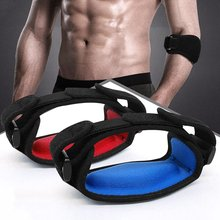 1 pçs ajustável cotovelo apoio guarda pads tênis golfe cotovelo apoio cinta almofadas cotovelo dor lateral síndrome cinta