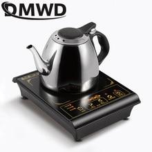 DMWD электрическая мини-плита мультиварка, индукционная плита, горячий горшок, кофейный бойлер, нагревательная плита, варочная панель, энерго...