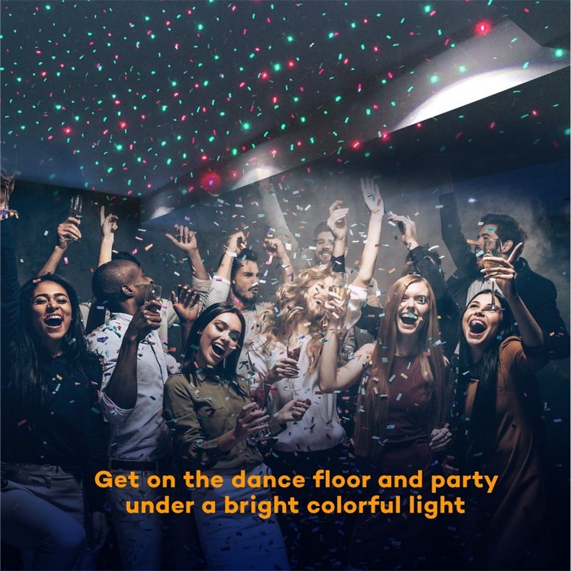 Image 4 - Outdoor Laser Projector Sky Star Spotlight Showers Landscape DJ Disco Lights R&G Garden Lawn Christmas partyoutdoor laser projectordisco lightoutdoor laser -