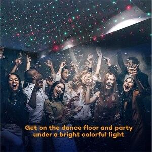 Image 4 - Proiettore Laser esterno Cielo star Riflettore Docce di Paesaggio Luci Della Discoteca del DJ R & G Giardino Prato festa Di Natale
