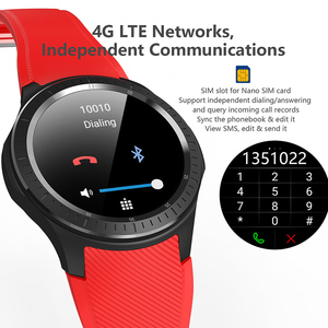 "Image 4 - NEW DM368 Plus Android 7.1 4G Smart Watch MTK6739 Quad Core 1GB Ram 16GB Rom 1.3"" IPS Round Screen Bluetooth Wifi GPS Smartwatch"