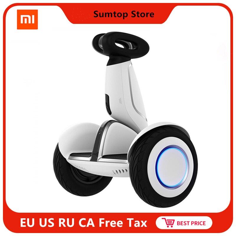 Оригинальный Xiaomi Mijia Mini Plus умный самобалансирующийся скутер Ховерборд умный Ninebot Электрический 2 колесный Ховерборд скейтборд