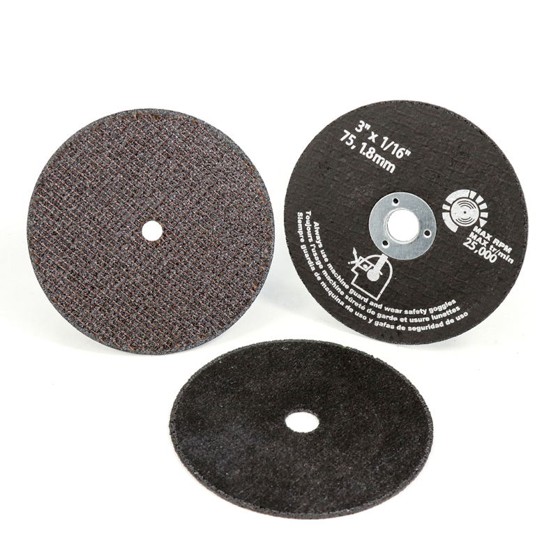 Image 5 - 75mm Grinding Wheel Cutting Discs 75mm Circular Saw Blade For Metal Cutting Fiber Cutting Disc Abrasive Tools-in Saw Blades from Tools