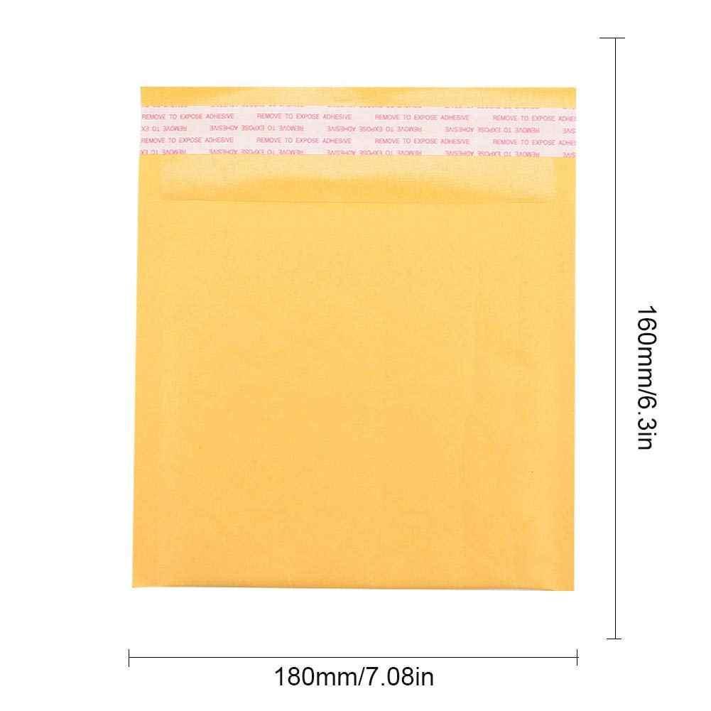 1000 X J//6 oro Acolchado Burbuja Correo Sobres Bolsas de sello del uno mismo 270x360mm-JL6//J