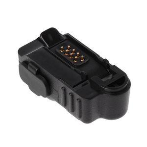 Image 3 - Audio Audio Adapter Connector for Motorola XiR P6600 P6628 XPR3500 DEP550 MTP3550 MTP3500 MTP3250 MTP3100 MTP3200 Walkie Talkie