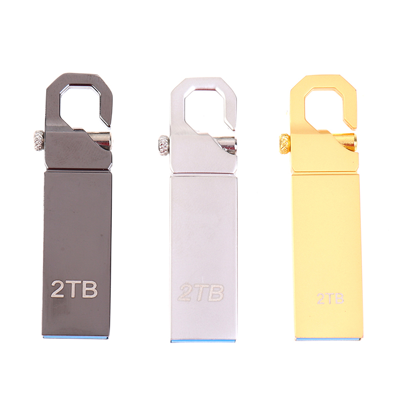 High Speed USB 3.0 Flash Drive 2TB U Disk External Storage Memory Stick 1
