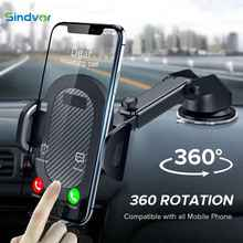 2021 Sucker Car Phone Holder 360 Mount in Car Stand No Magnetic Support Mobile Cell Cellphone Smartphone For iPhone X Max Xiaomi