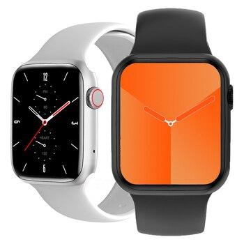 """DT100 Plus Smartwatch Men Women Bluetooth Call Custom Dynamic Watch Face PK HW22 Smart Watch 2021 IP67 Waterproof 320 385 1.75"""" 1"""