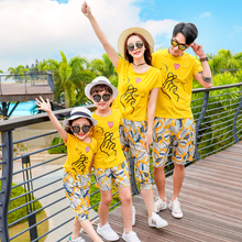 купить suit big sister t shirt mom daughter father and son matching outfits big brother little sister sets family clothes summer dress по цене 970.45 рублей