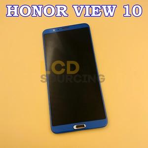 "Image 2 - 5.99 ""LCD עבור Huawei Honor תצוגת 10 LCD מסך מגע Digitizer עצרת מסך פנל לכבוד V10 תצוגת להחליף"