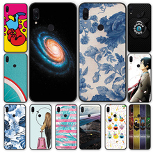 Funny Animal Silicone TPU Phone Case For Redmi 6 7 Note7 6A Cartoon Anime Soft Back Cover