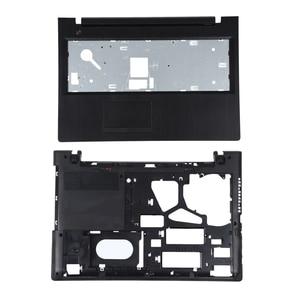Новый Для Lenovo G50-70A G50-70 G50-70M G50-80 G50-30 G50-45 Z50-70 Palmrest крышка/нижней части корпуса база крышка чехол для iPhone X/iPhone Жесткий диск HDD Чехол