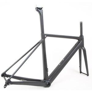 Image 3 - SENSA T800 700C BB68 Gewinde top qualität neue carbon road rahmen fahrrad racing bike frameset 56/58/60/62mm große größe Große höhe