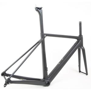 Image 3 - SENSA T800 700C BB68 스레드 최고 품질의 새로운 탄소 도로 프레임 자전거 경주 자전거 frameset 56/58/60/62mm 큰 크기 큰 높이