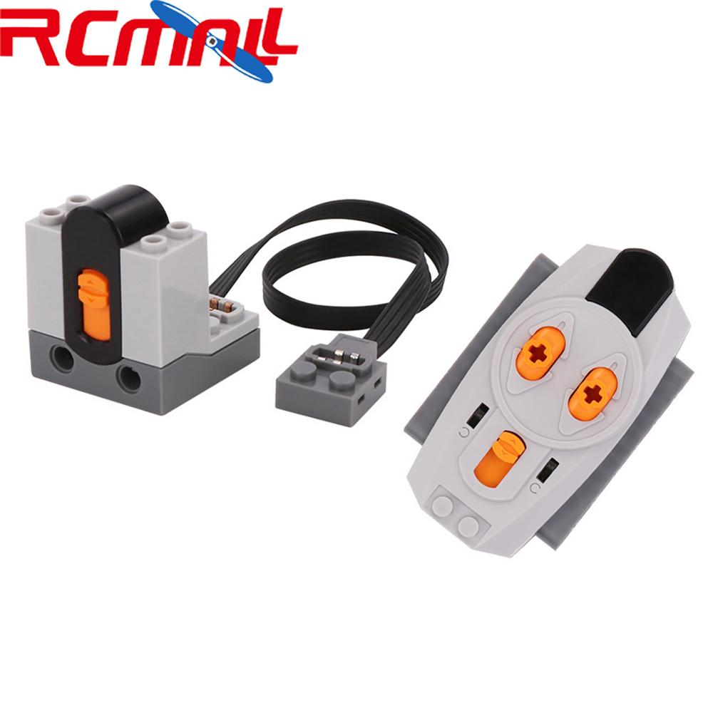 Infrared IR Receiver +Infrared IR Remote Control For Lego Legoeds Technic Parts Multi Power Functions