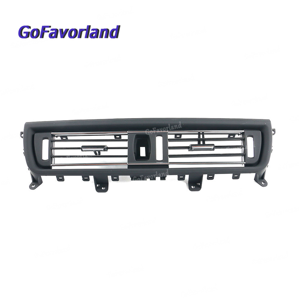 Left DASHBOARD AIR AC A//C HEATER GRILLE VENT COVER for F10 528i 530i 2010-2016