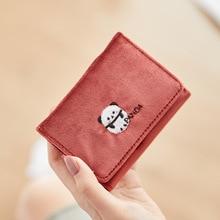 Leather Women Wallet Fashion…