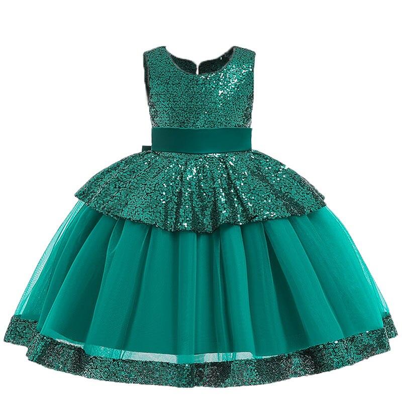 de casamento criancas do vintage vestido 02