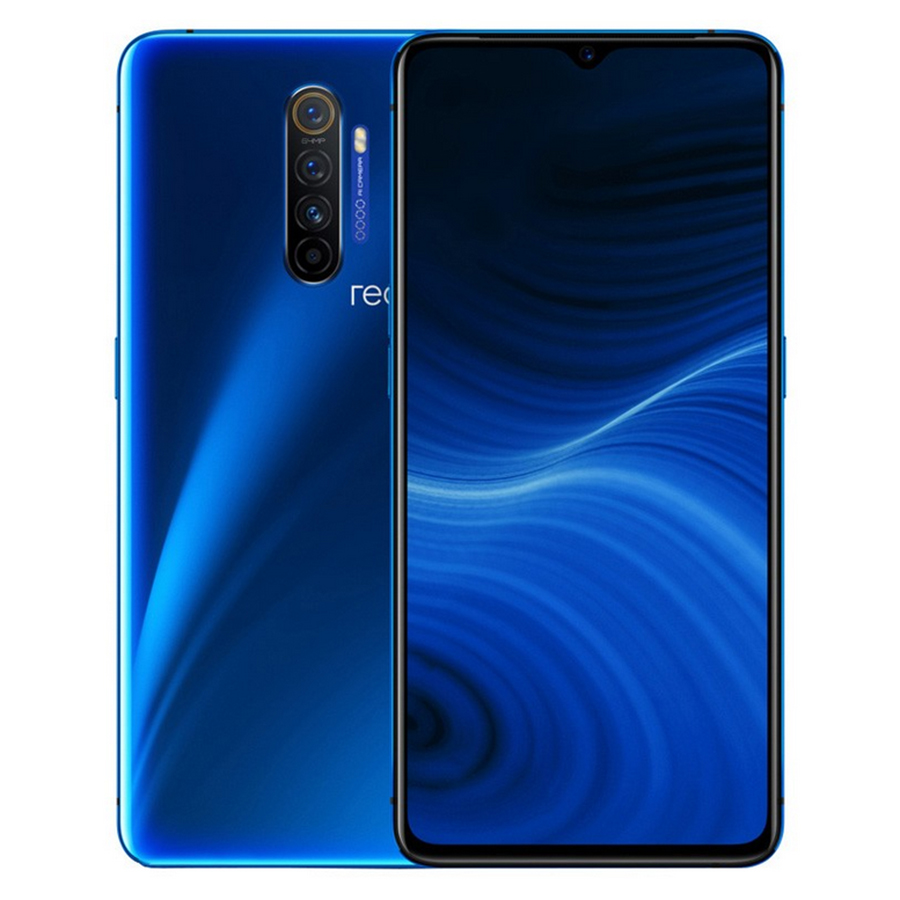 New Realme X2 Pro Mobile Phone 6.5 6/8GB RAM 64/128/256GB ROM Snapdragon 855+ Octa Core Android Fingerprint dual SIM SmartPhone image