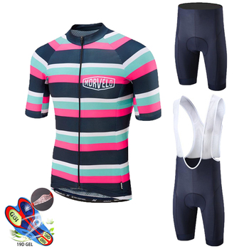 2020 Pro Team Morvelo Cycling Set Bike Jersey Sets Cycling Suit Bicycle Clothing Maillot Ropa Ciclismo MTB Kit Sportswear bora cycling jersey sportswear super warm winter thermal fleece bicycle clothing mtb coat bike mtb maillot ropa ciclismo k9