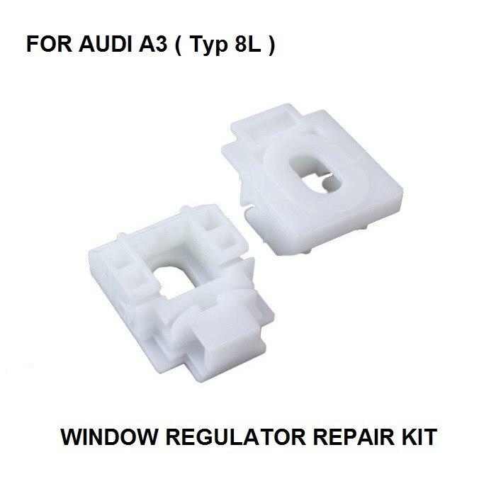 Fensterheber Reparatursatz hinten rechts Audi A3 Typ 8L 1996-2003