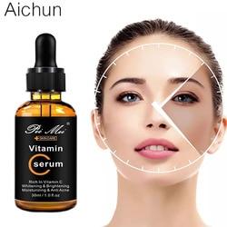 Vitamin C Whitening Face Serum Retinol C Hyaluronic Acid Moisturizing Firming Anti-Aging Ant-Wrinkle Anti Acne Essence Skin Care