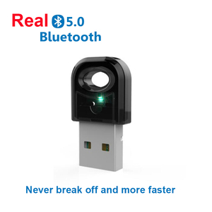Bluetooth Transmitter USB Blue