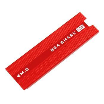 m2 heatsink Heat Sink Fan ssd 2280 NVME NGFF Cooler Heat Dissipation m.2 Radiator Aluminum Sheet M.2 NGFF NVME SSD m.2 heatsink