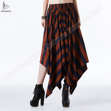 Women Belly Dance Tribal Wide Leg Long Skirt Pants Loose Gypsy ATS Bellydance Accessories Costume