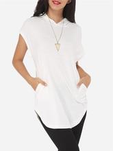 Summer 2020 New  Loose Large Size Women's Shirt Hooded  Short-sleeved T-shirt Sweatshirt Hoodies Women цена 2017