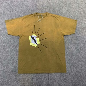 20SS новая футболка с принтом кактуса Джека Трэвиса Скотта, с круглым вырезом, в стиле ретро, мужские и женские летние футболки с коротким рука...