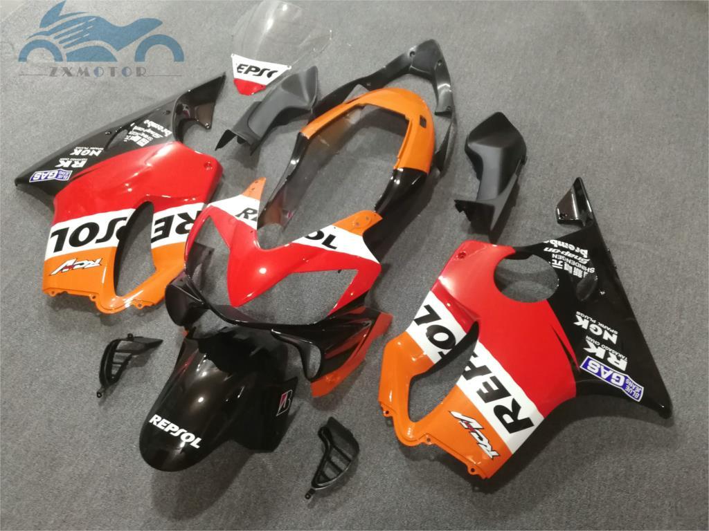 01 02 04 05 06 06 Honda CBR600F4i CBR 600 F4i Rear Set Mounting Bolts OEM
