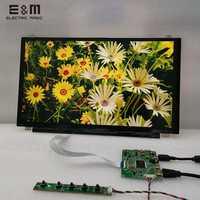 15,6 Zoll 1920*1080 UHD Kapazitiven Touch LCD Screen DIY Kit Monitor mit Stick Bord HDMI 5V USB display Modul für Raspberry Pi