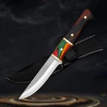 Cuchillo de cocina profesional de acero inoxidable, utensilio de cocina de Chef chino para pelar verduras, carne, cuchillo de fruta, Picnic