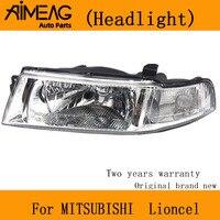 Made for MITSUBISHI  Lioncel Headlamp Assembly Lingshuai Headlamp headlight  Lancer