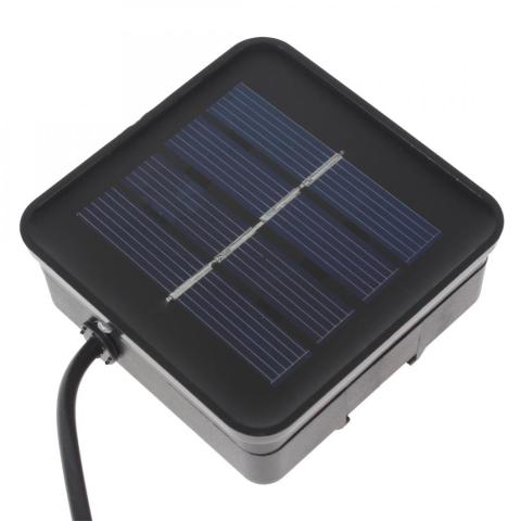 a prova dwaterproof agua solar powered led