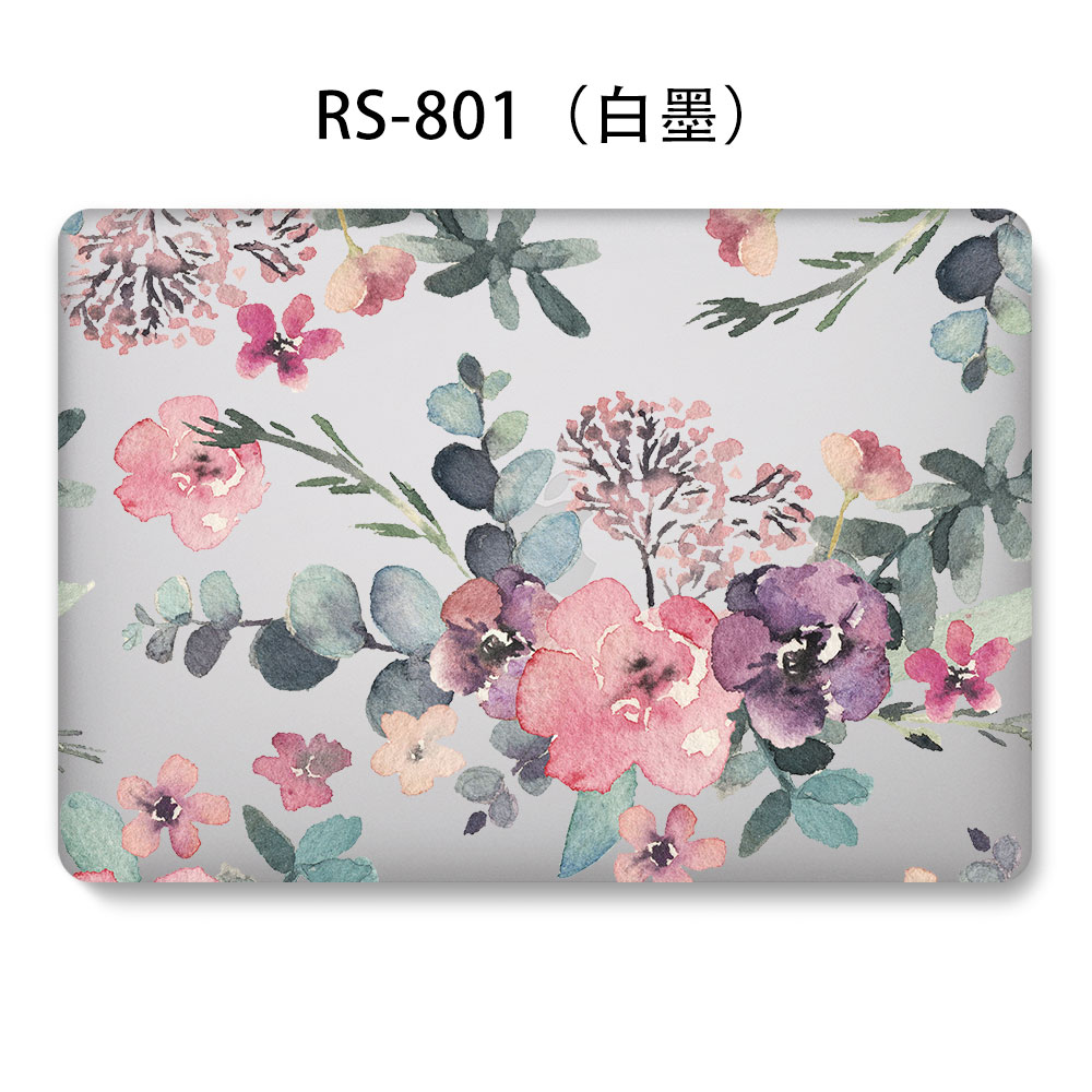 Soft Leaf Case for MacBook 134
