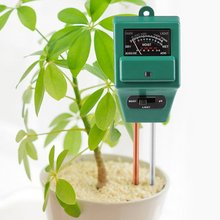 3 in Soil Water Moisture 1 PH Tester Soil Detector Water Moisture Light Test Meter Sensor for Garden Plant Flower brand new 3 in 1 ph tester soil water moisture light test meter for garden plant flower hot sale