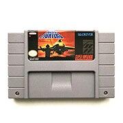 エアロ戦闘機 16bit ゲームカートリッジ Us 版