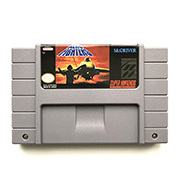 Aero Fighters 16bit game cartidge ONS Versie