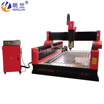 MINGLAN CNC 1325 Foam Router  Wood Carving machine Stone engraving machine 3axis/4axis with CE cnc router with usb port cnc wood carving machine for pcb wood carving 2030 2 in 1 3axis