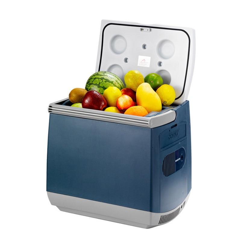 25L 12V Car Refrigerator Outdoor  Refrigerator   Mini Fridges Portable Car Fridge  Mini Refrigerator  Refrigerators