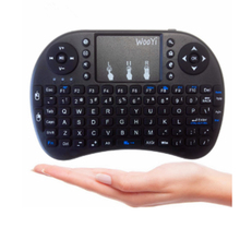 Mini i8 Russian English Wireless Keyboard Touchpad Normal i8 keyboard  For Android TV BOX Air Mouse PS3 PC Hebrew Arabic minix neo a3 hebrew english optional keyboard remote usb wireless air mouse with voice input for minix android windows tv box