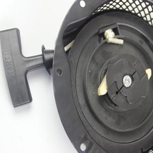 Image 3 - EX40 RECOIL תנע הרכבה פלסטיק RATCHET עבור רובין סובארו EX 40 EX35 404CC 14HP 4 שבץ מתכת למשוך להתחיל גריפ חבל ידית