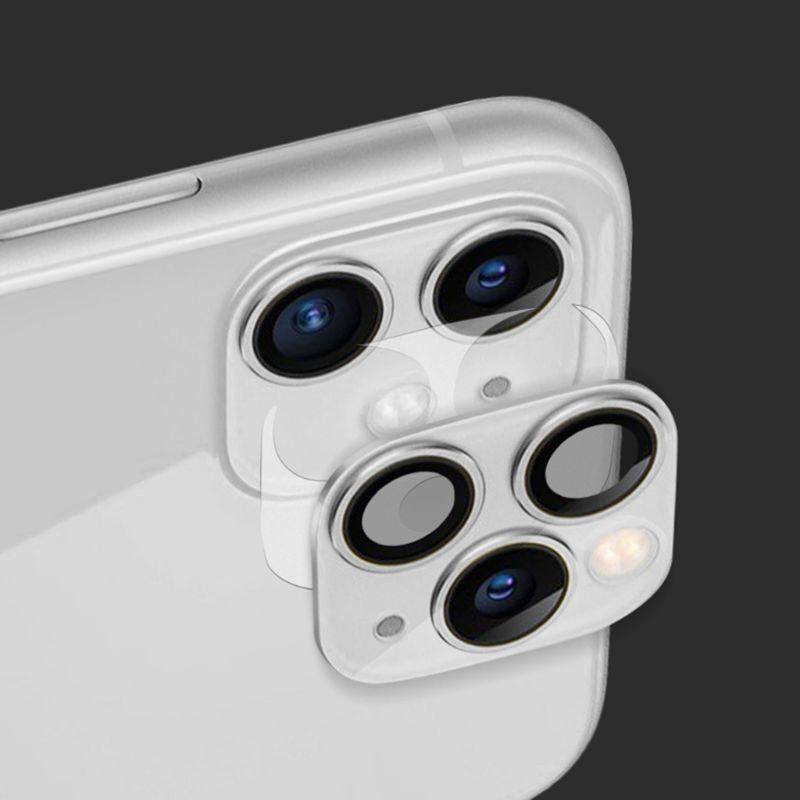 Наклейка на рассеиватель крышка объектива камеры для iPhone 11 секунд изменение для iPhone 11 Pro