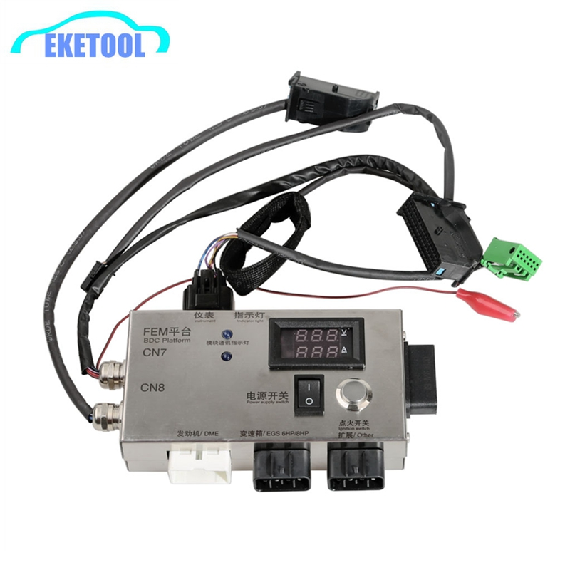 Best Test Platform Module For BMW FEM BDC F20 F30 F35 X5 X6 I3  No Need Start-Stop Button FEM/BDC Platform For BMW Series