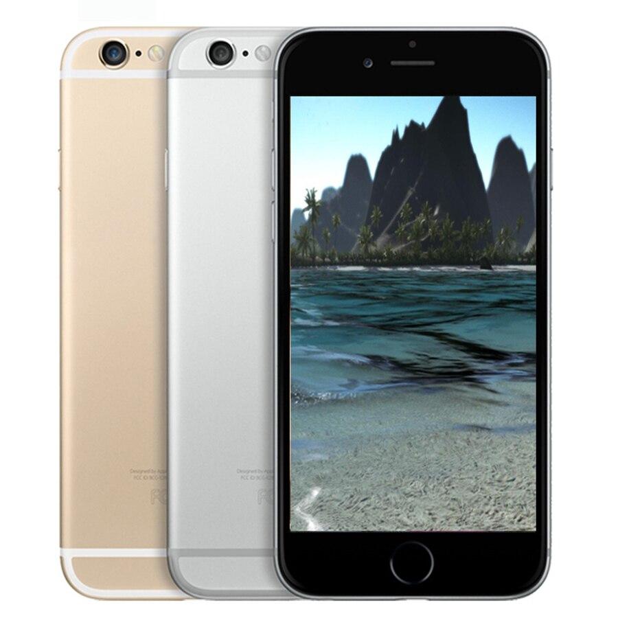 Used Original Apple Iphone 6 PLUS 6p Dual Core Smartphone 16GB/64GB/128GB ROM Fingerprint 4G LTE WIFI GPS 5.5